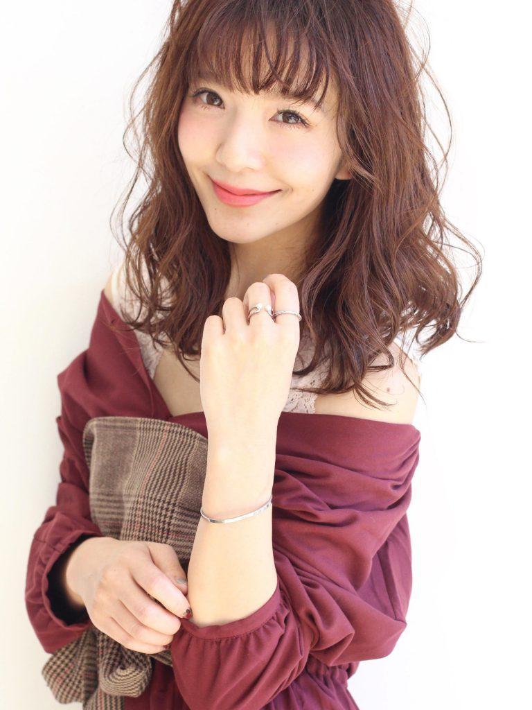 フレンチミディ&カジュアルお団子アレンジアレンジ写真